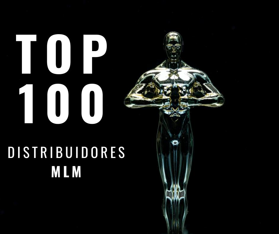 Top 100 Distribuidores MLM